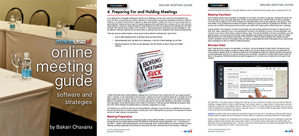 Online meeting 3page