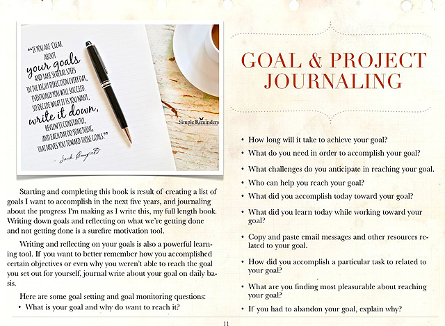 project_journaling