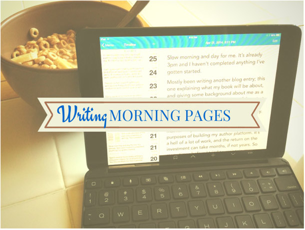 Start Your Day With Morning Pages and Experience What Difference It Makes